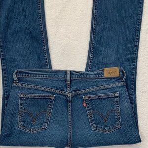 Levi's Jeans - Levi's 515 Boot Cut Medium Wash Jeans  Size 12